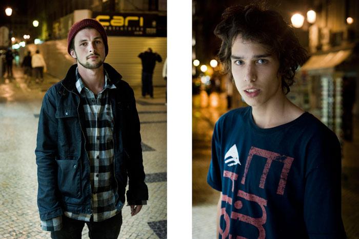 Vladik and Tom, Avenida de Liberdade