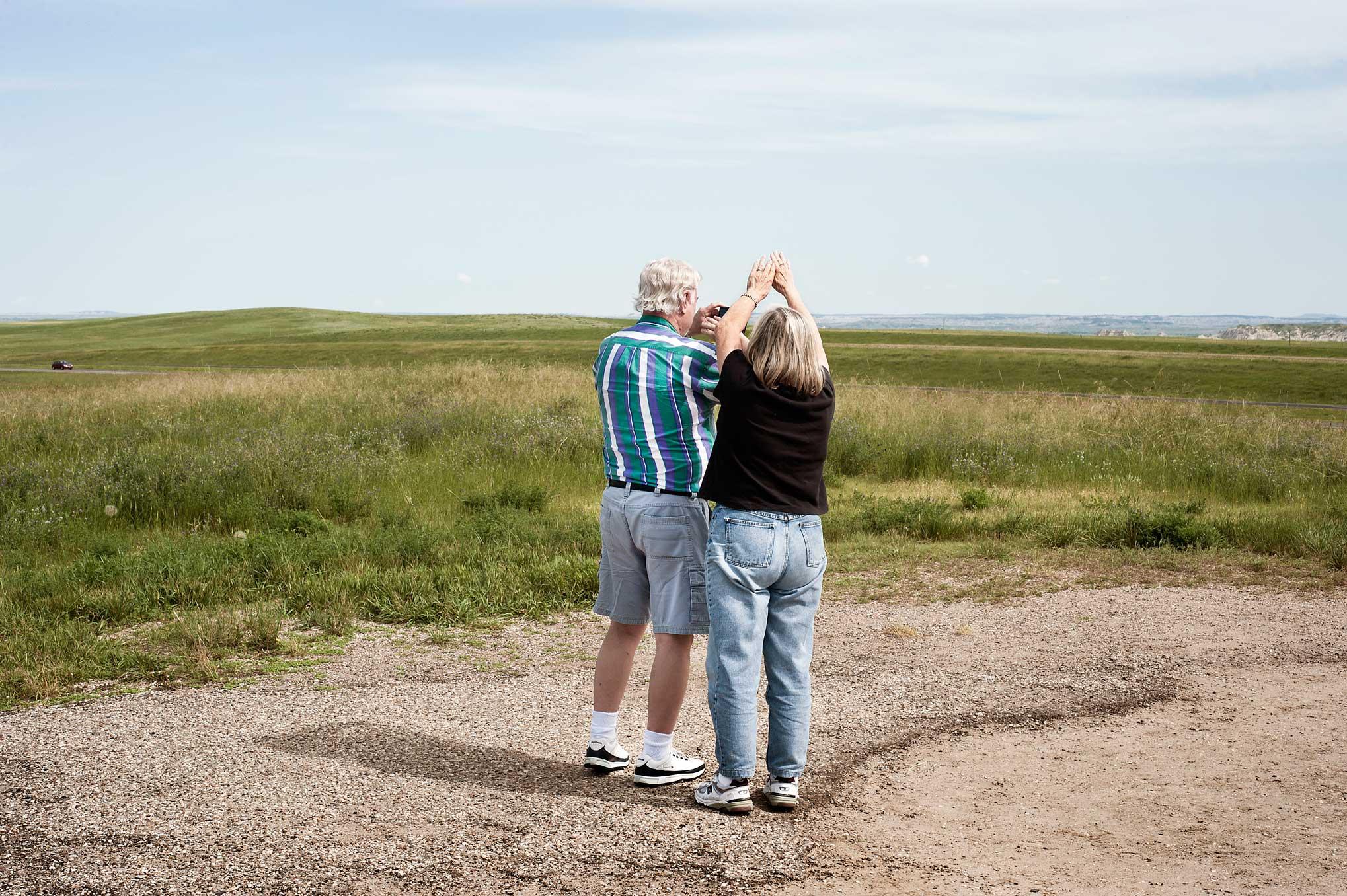 Badlands South Dakota, USA