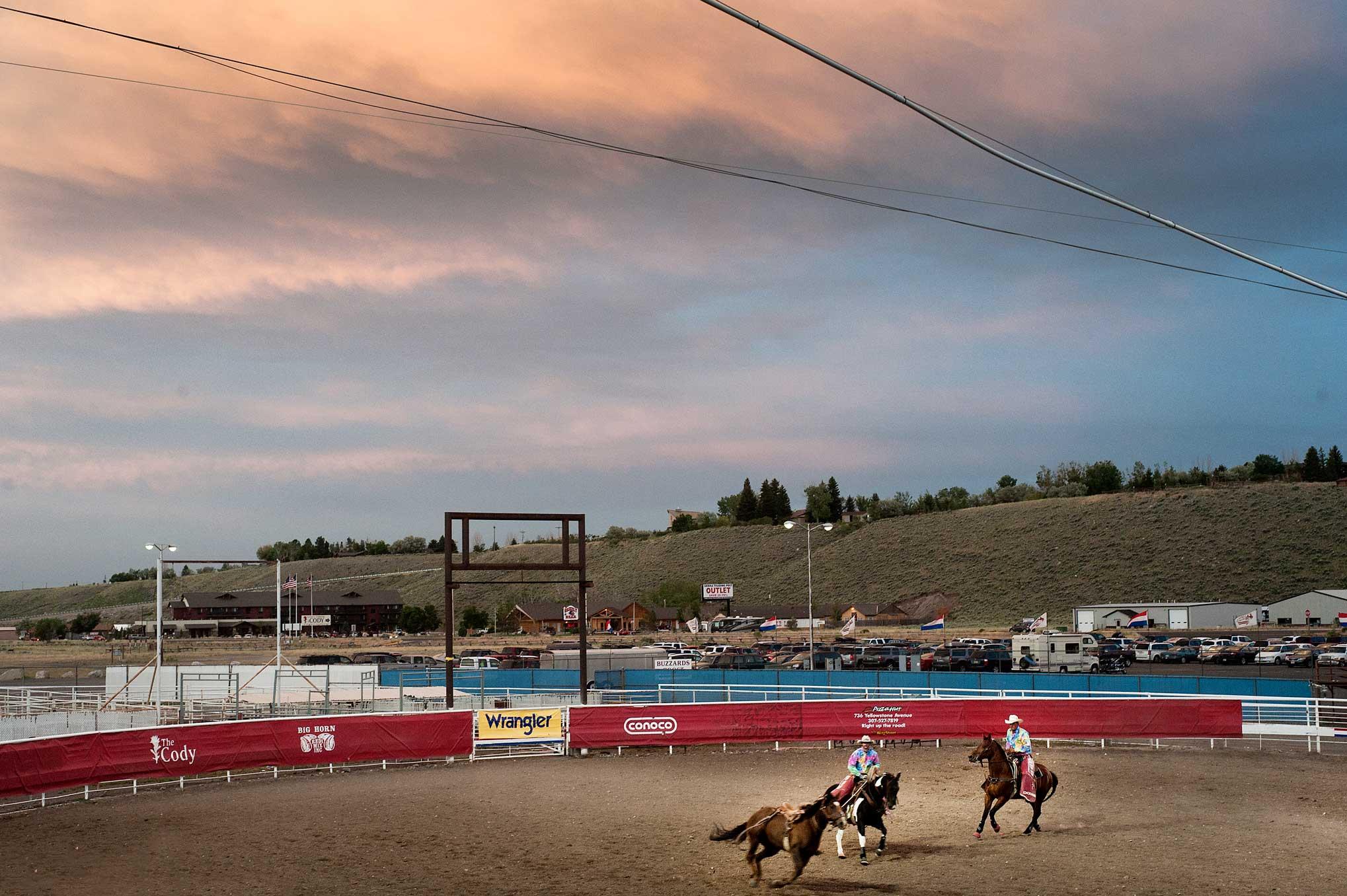 Cody Wyoming, USA