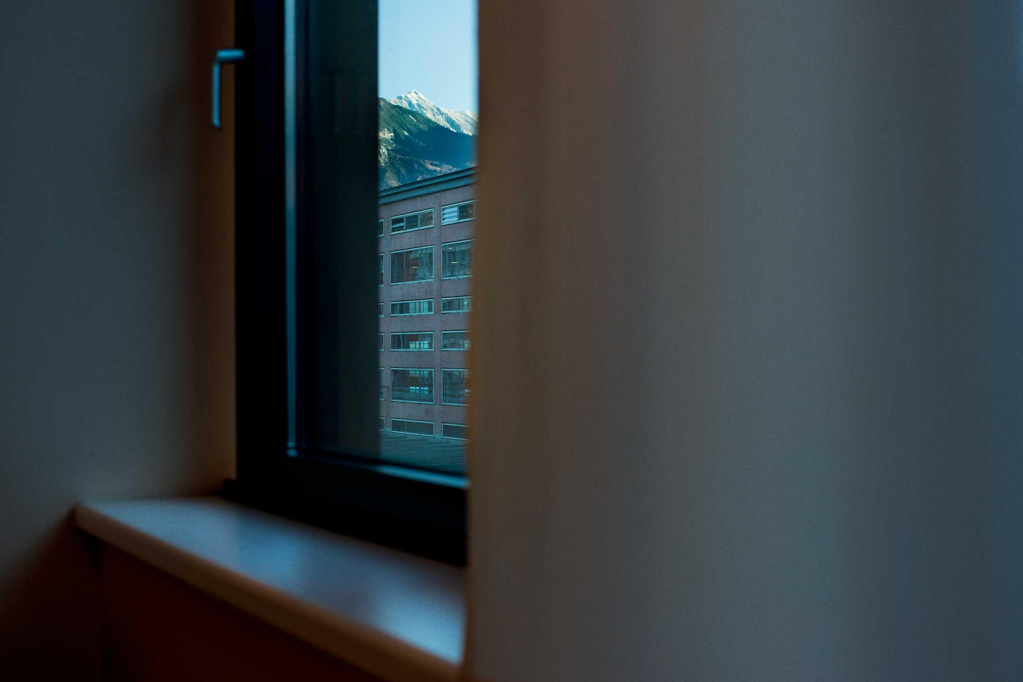 Hotel Room Innsbruck, Austria
