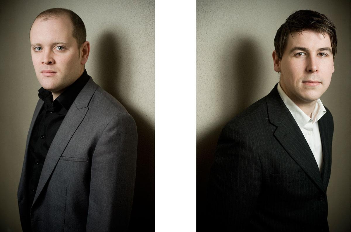 Corporate portraiture. Client: Marketing Manchester
