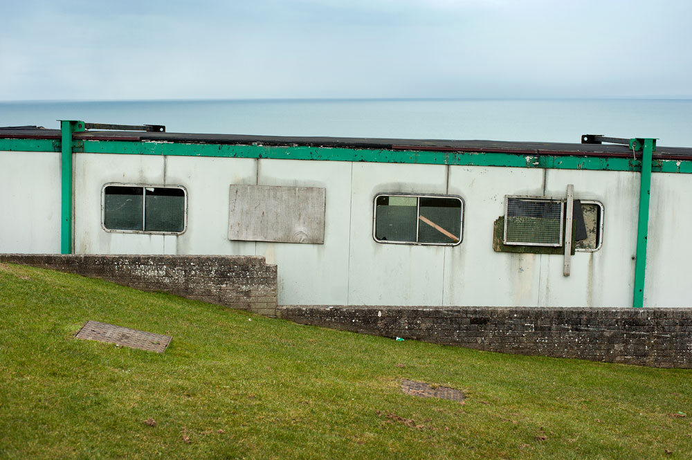 Changing rooms, Whitehaven