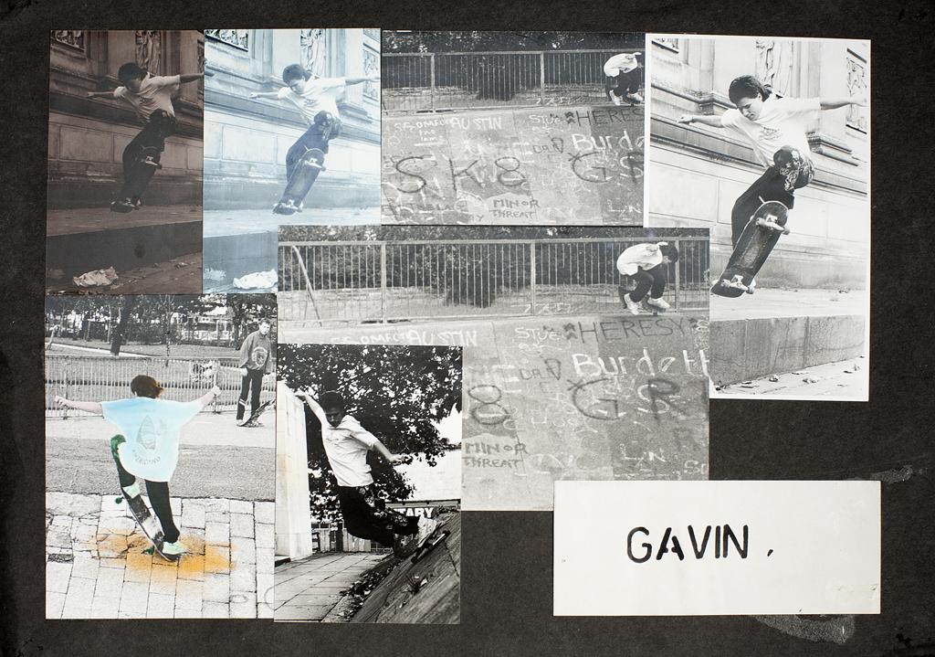 'Gavin' 1988