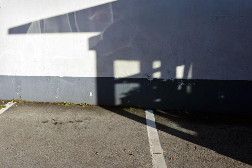 Geranium shadows, Anton Rauch Straße