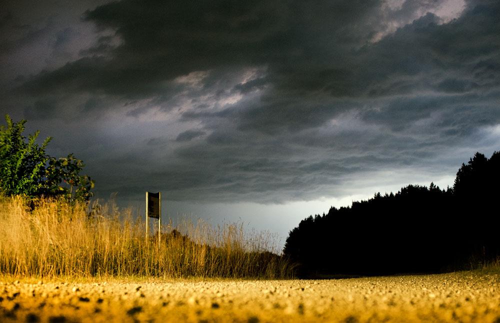 Thunderstorm, Eggstatt