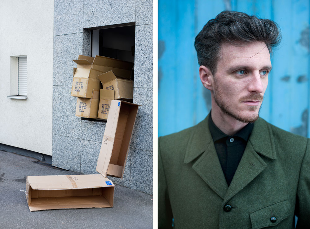 Untitled 2014 / Joel, Manchester